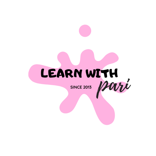 Learn With Pari Logo