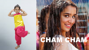 Read more about the article Cham Cham Dance Steps for kids