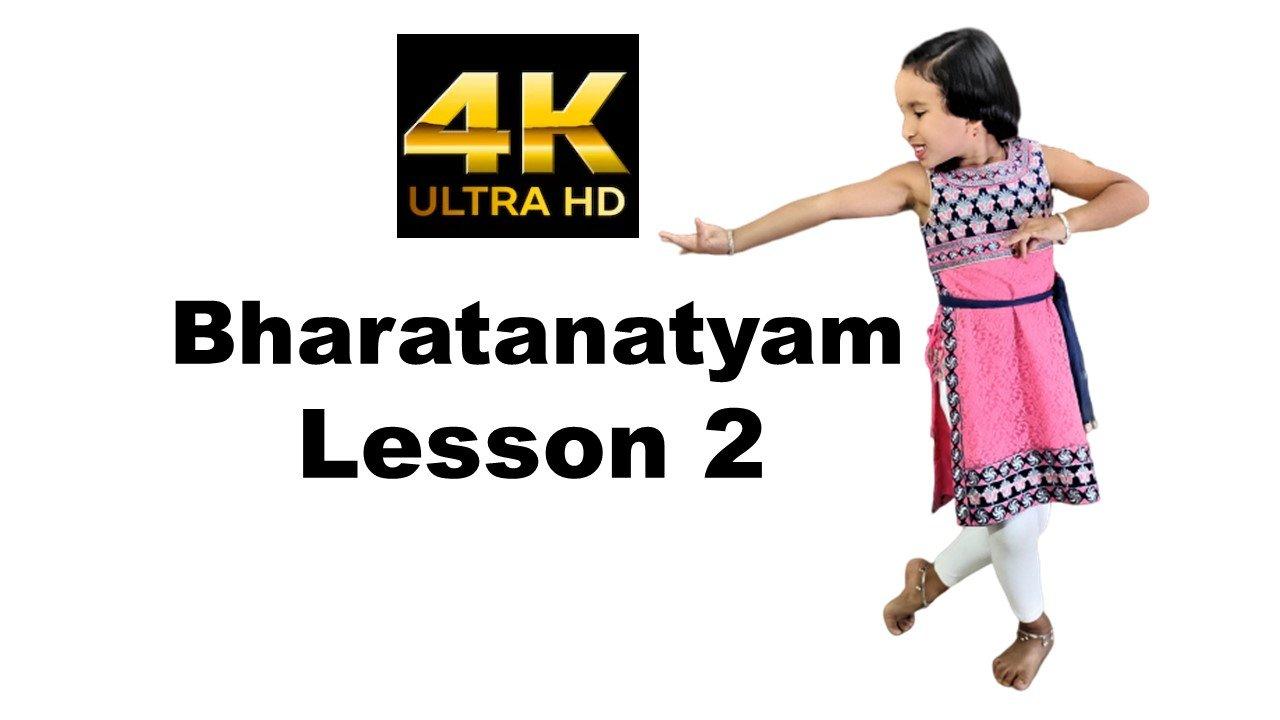 Bharatanatyam Dance Lesson 2