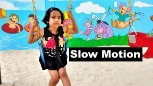 Slow Motion Video @ Play by Pari