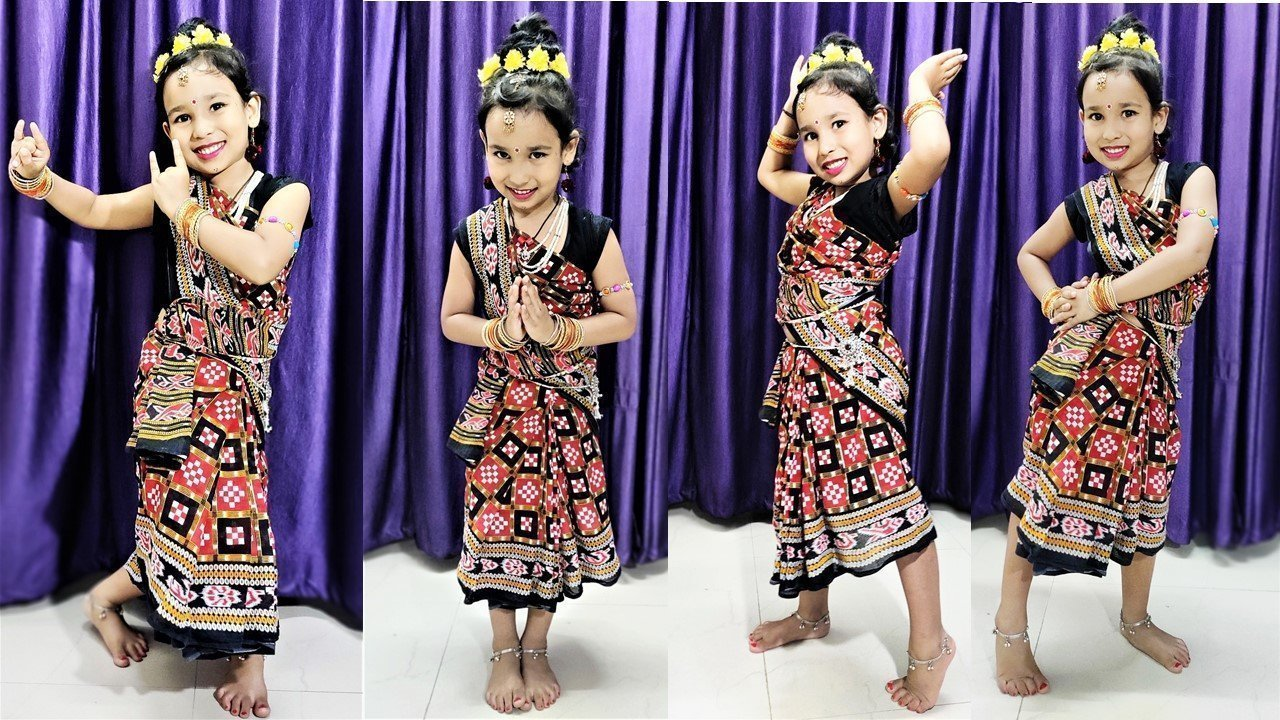 Haego Jasoda rani sambalpuri dance