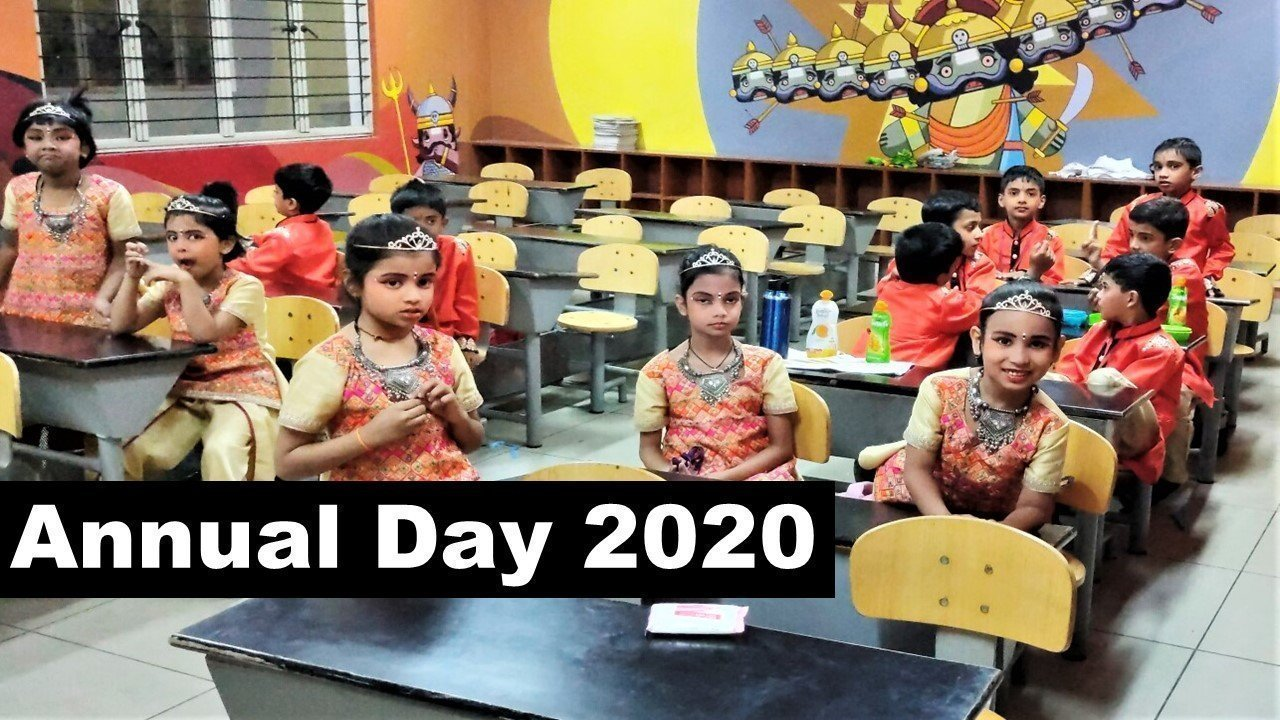 Read more about the article Annual day celebration in school 2020