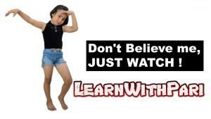 Don't Believe me, JUST WATCH !