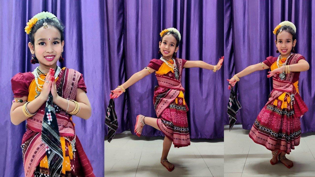 You are currently viewing Rasarkeli Sambalpuri Dance