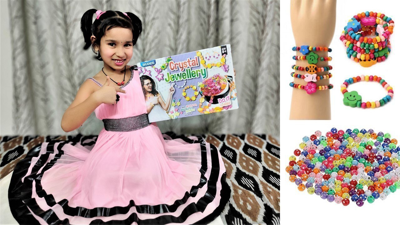 Necklace Making Game in Hindi