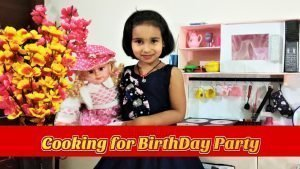Cooking game in Hindi PART-4 | Birthday Party Celebration