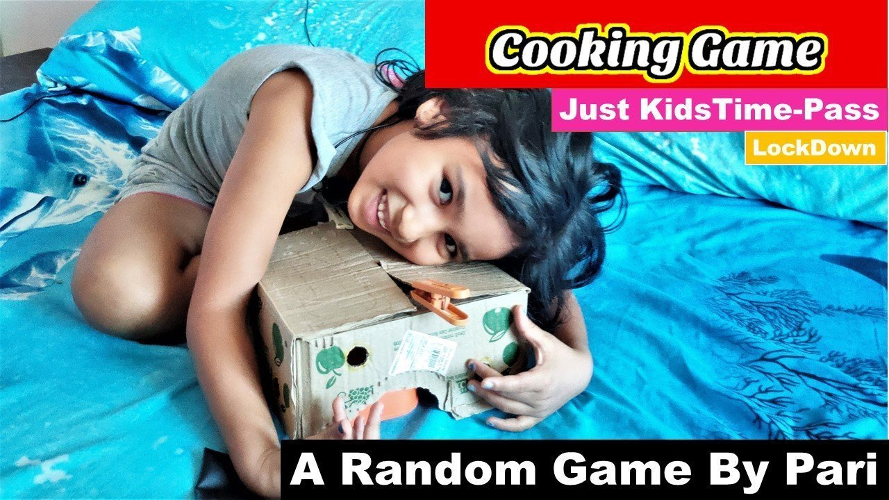 Cooking Game without any Kitchen Set