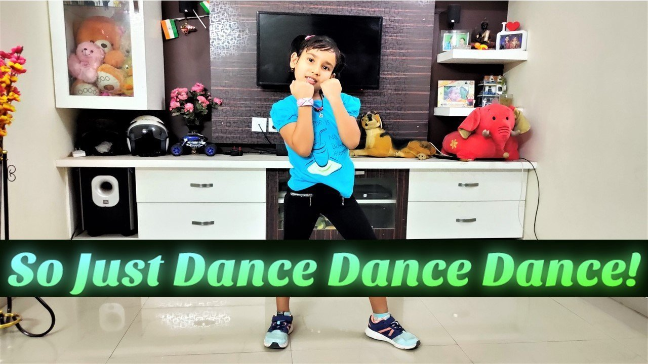 So Just Dance Dance Dance By LearnWithPari