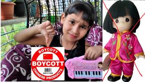 Boycott Chinese Toys- Pari Ki Man Ki Baat – LearnWithPari