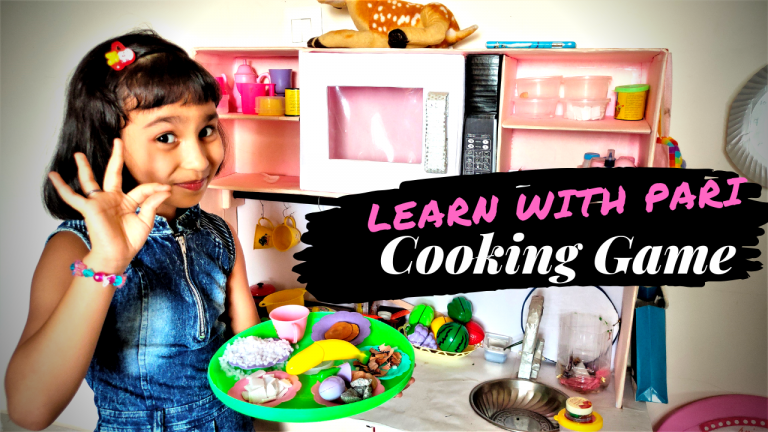 Cooking Game in Hindi – Cooking for guest