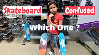 Skateboard Purchase Vlog in Hindi