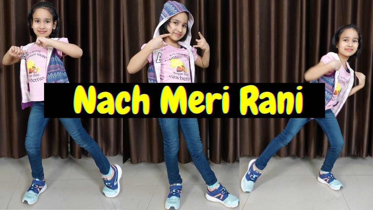 Naach meri rani dance steps easy