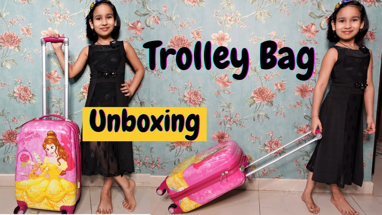 You are currently viewing Trolley bag unboxing in Hindi