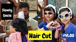 Read more about the article Hair Cut Vlog