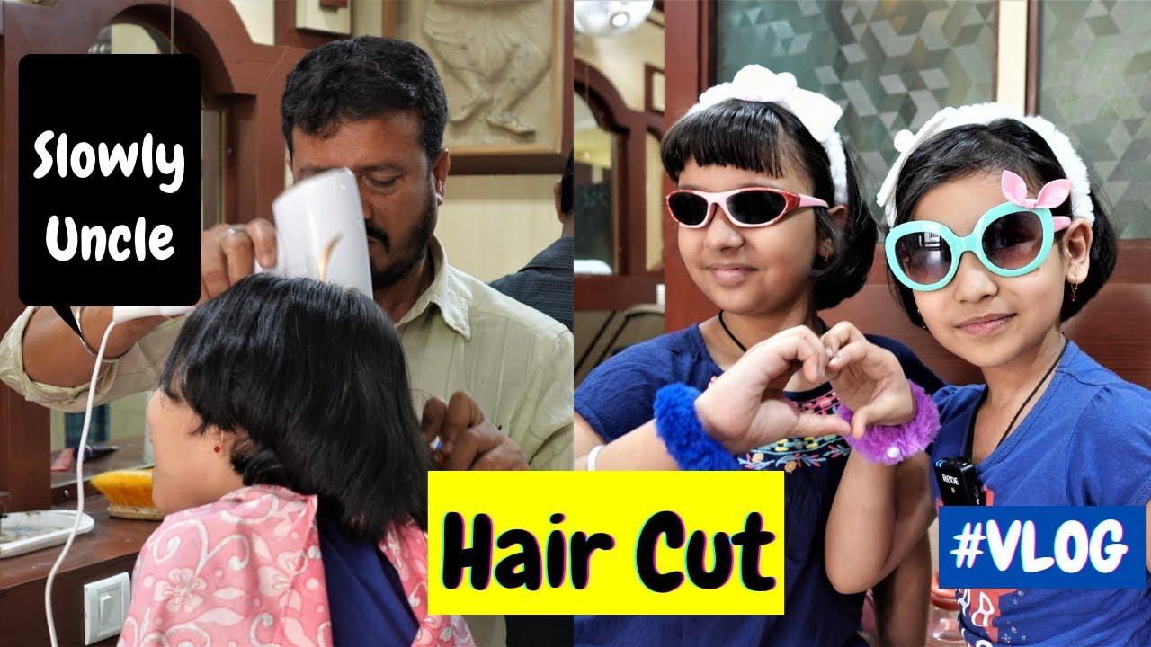 Hair Cut Vlog