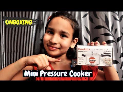 Unboxing Mini Pressure Cooker
