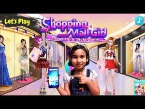 Shopping Mall girl video game