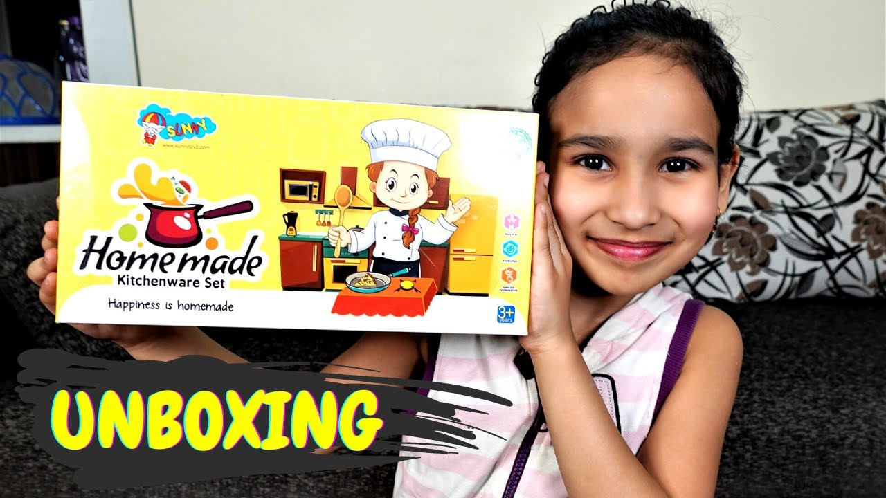 You are currently viewing Steel Mini Kitchen unboxing for real cooking