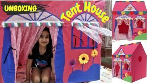 Read more about the article Jumbo size play tent house Unboxing