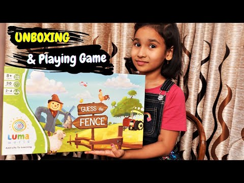 Read more about the article Unboxing & Playing Game