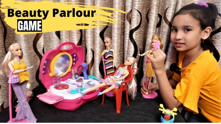 Beauty Parlor Game/ Shalon Game with Pari