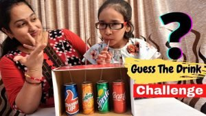 Read more about the article Guess The Drink Challenge