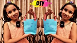 Read more about the article DIY Paper Bag/ Making Paper Bag