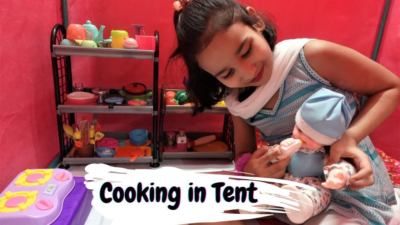 Read more about the article Cooking in Tent